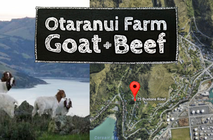 Otaranui Farm Goat and Beef Meat