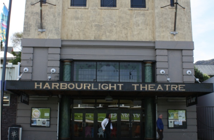 Image shows HarbourLight Theatre in 2010